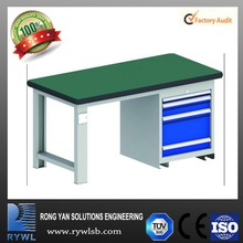 student lab products electrical pharmacy workbench with work bench vice
