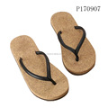 PU Upper EVA TPR Sole Spanish Flip Flops For Lady