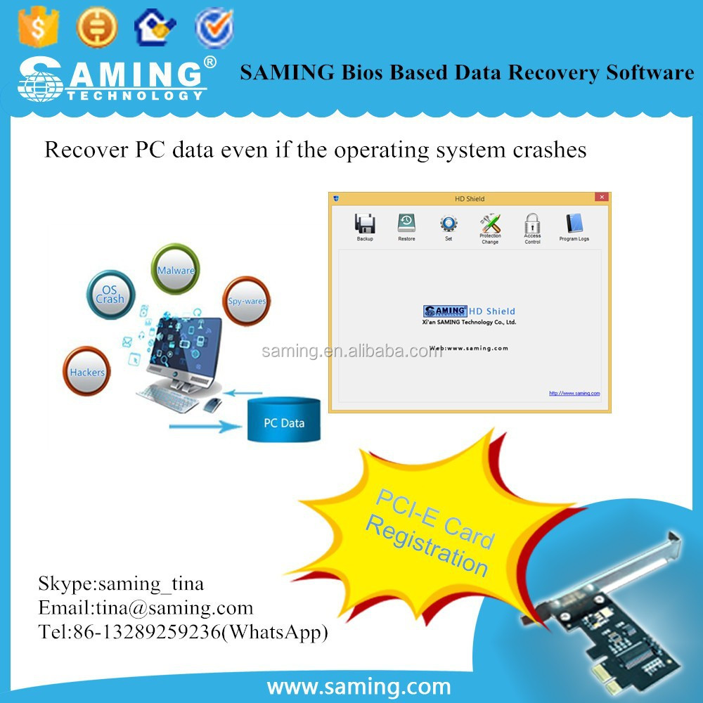 Lost&Damaged Data Recovery Software / System Recovery Software