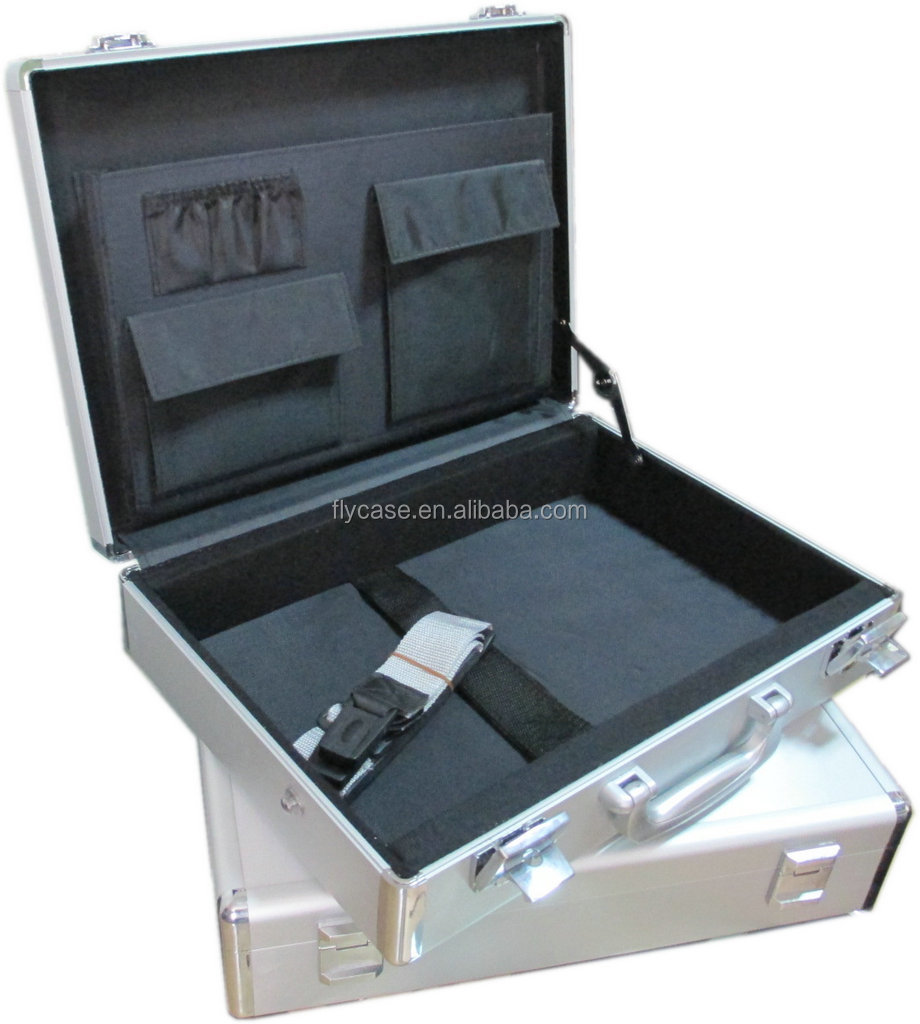 security multiple laptop carrying case