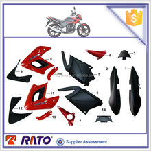 ITALIKA FT180 original factory motorcycle body parts, motorcycle plastic cover parts, PP parts for motorcycle