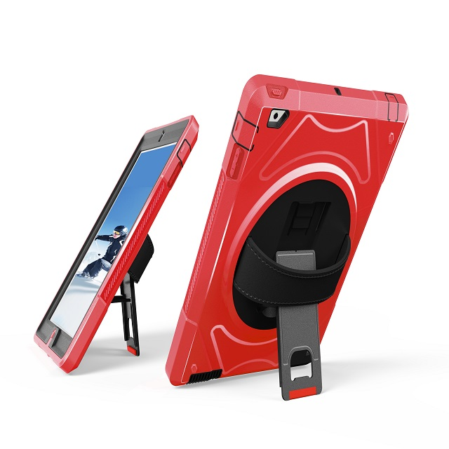Hot Selling Rubber Kids Tablet Case For iPad 234 Rugged Shockproof Waterproof Case Covers