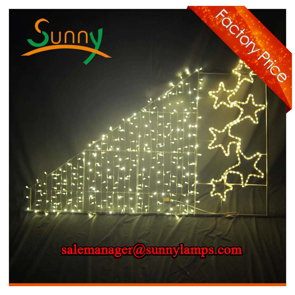 Hot design trenging most popular products China manufacture wholesale christmas decoration led motif light