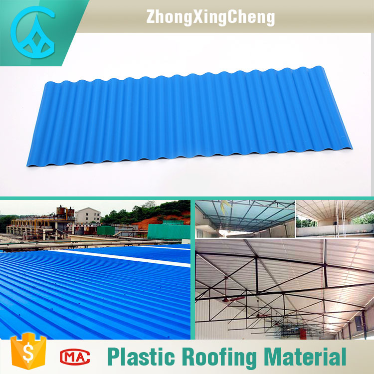Trustworthy China supplier synthetic resin roofing tile, plastic artificial thatch roofing