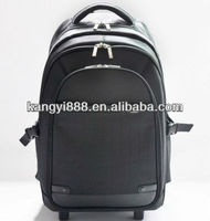 fashion new design trolley laptop backpack for man