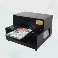 Top selling print A4 Flat Tabletop UV Printer/ High Quality Flated UV A4 Printer
