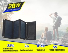 Manufacturers lightweight outdoor travel solar charger