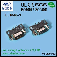 d-sub 15 pin connector CE ROHS LL1046-3