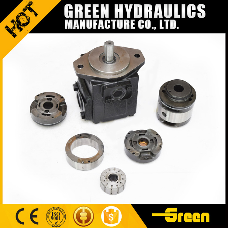 denison T67CB T7BBS hydraulic pump parts kayaba