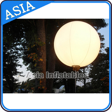 Backyard Friday Party Inflatable Light Balloon Stand Light