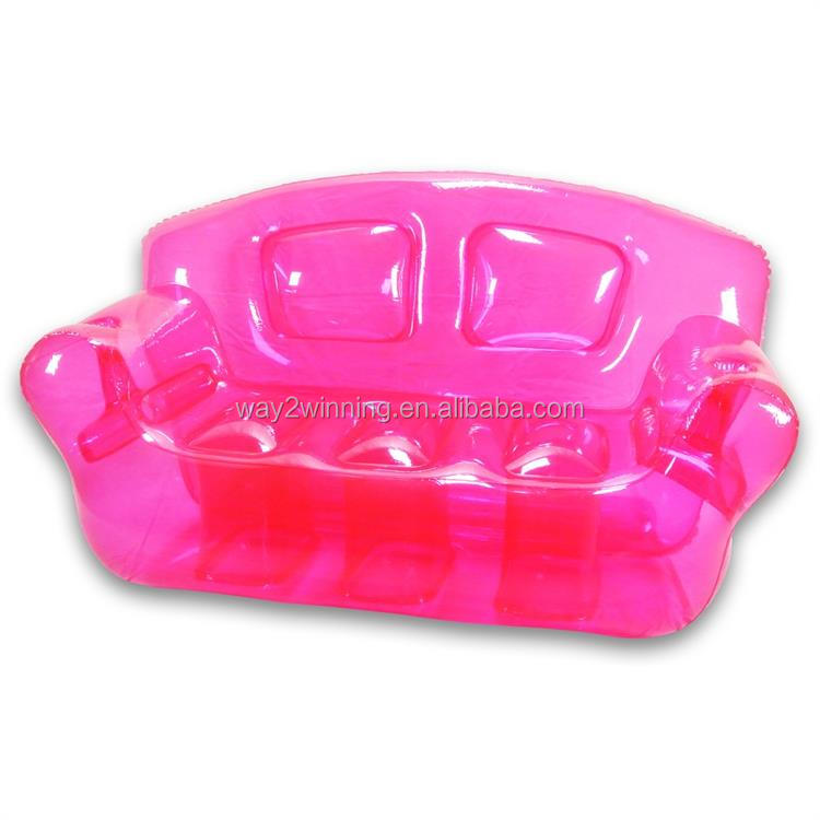 PVC Inflatable sofa inflatable furniture cheap Corner sofa inflatable double seats sofa