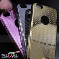 2016 new arrivals electroplating soft tpu mobile phone cover