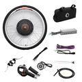 conhis-03 black geared ebike conversion kit