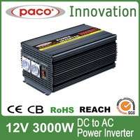 3000W Single Phase DC TO AC Power Inverter with CE, CB,RoHS Certificates