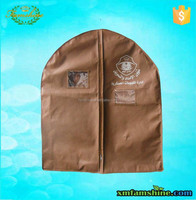 wholesale cheap nonwoven garment bag with pockets