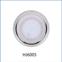 factory direct sell fully resin filled ultra thin swimming rgb recessed pool led light