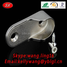2016 cnc machining decorative furniture table leg base with competitive price