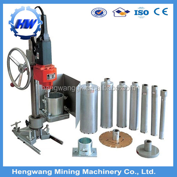High quality 250mm diamond concrete core cutting machine for sale