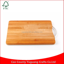 Custom Chef Anniversay Wedding kitchen Gift Personalized Engraved Bamboo Wood Chopping Blocks Cutting Board