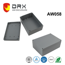 IP67 metal aluminum project electrical waterproof shockproof box