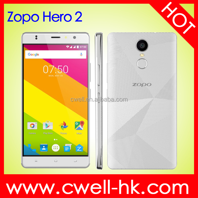 Zopo Her o 2 16GB ROM Quad Core 4G LTE Android 6.0 Marshmallow 5.5 inch smartphone / Zopo Speed 8