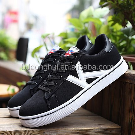 British style professional custom shoe skateboard shoes casual shoes hot selling wholesale