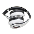 Bluetooth Stereo Headset, Foldable Retractable On-Ear Headphone with Wireless Headphones