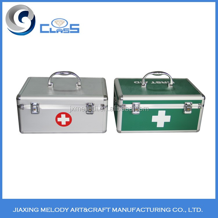 Hot sale made in china high quality first aid kit tool box portable first aid box