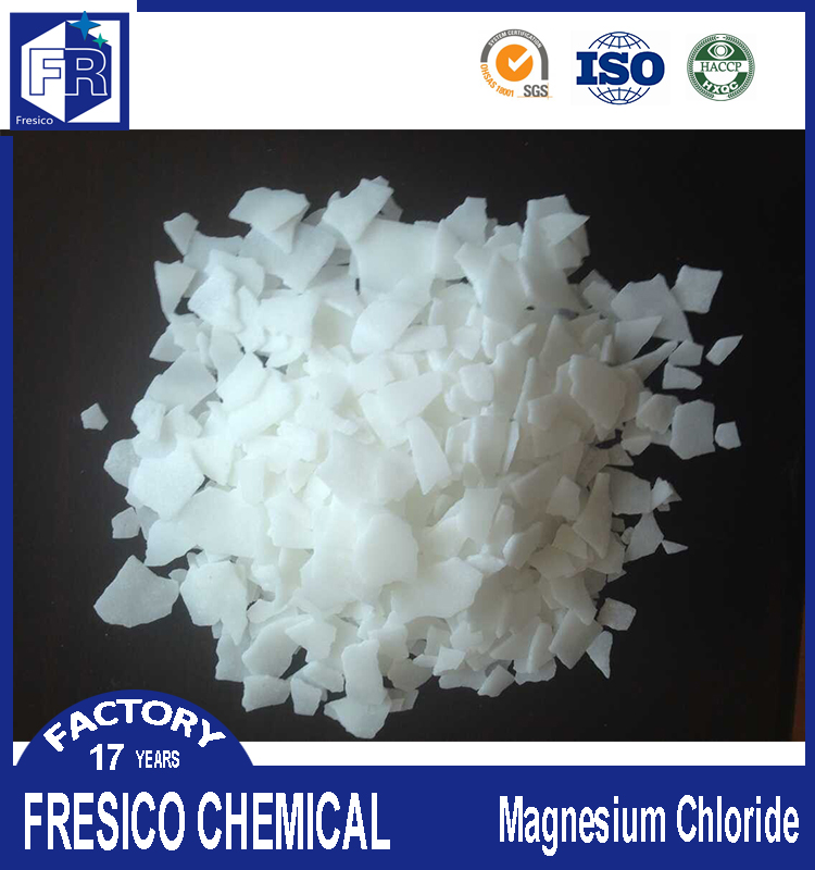 Most competitive price magnesium chloride flakes dead sea works magnesium chloride