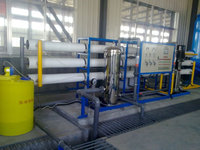 Mobile water treatment desalination plant/ water filter/water purifier