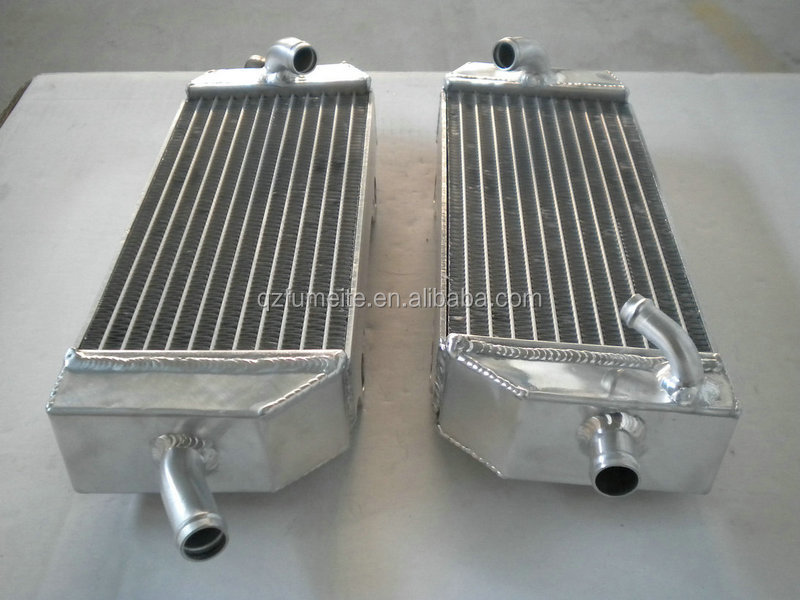 Aluminum Radiator FOR KTM 400 450 525 MXC/EXC 2003 2004 2005 2006