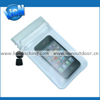 Waterproof Underwater Armband Pouch Float Bag Case Cover For Cell Phone