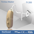 Digital tinnitus masker 2 channels medical device