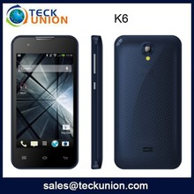 K6 4 inch Cheap price china mobile phone Dual SIM card cell phones