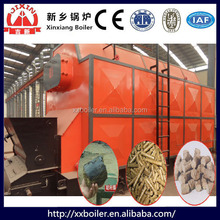 2015 best selling high quality Industrial coal fired&wood pellet burning steam boiler made by the top manufactures in China