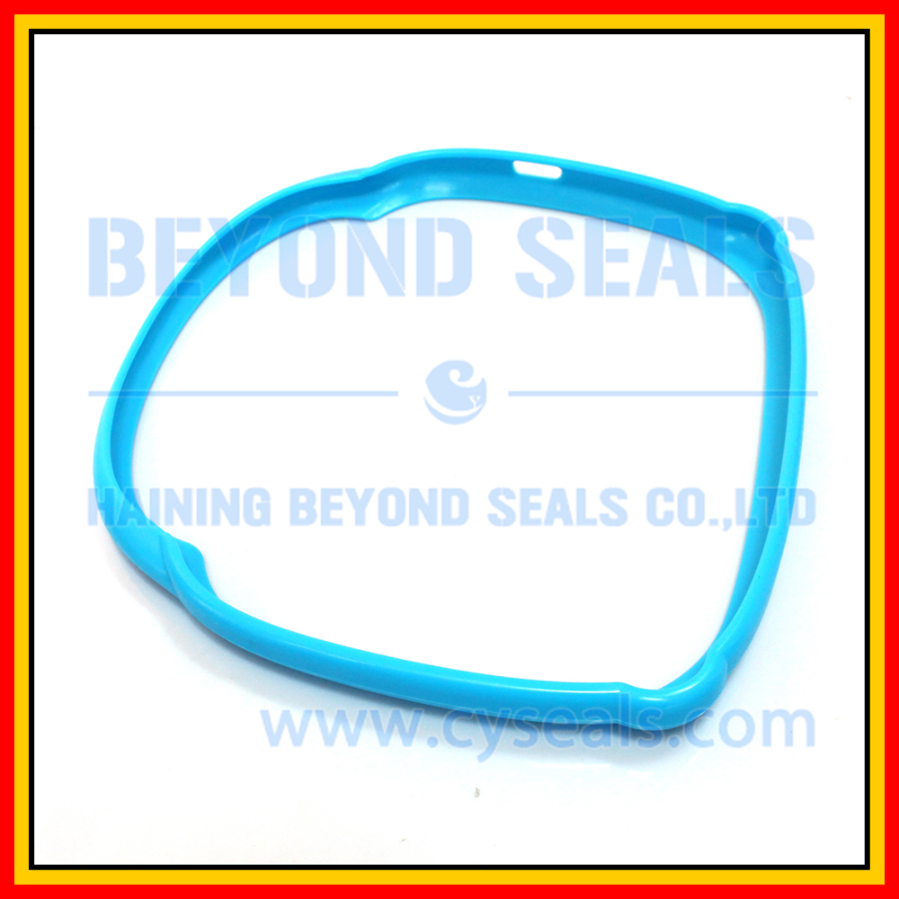 custom silicone rubber shell cover