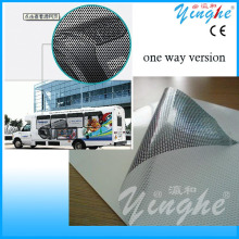 yinghe ce certificate one way vision for glass curtain wall