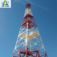 4 Legs widely used wireless gsm antenna towers
