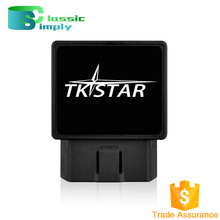 TK816 obd2 sim card gps tracker with diagnostic function