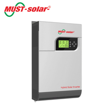 < MUST> CE SAA generator supported wifi function Solar hybrid inverter 3000w 4000w 5000w