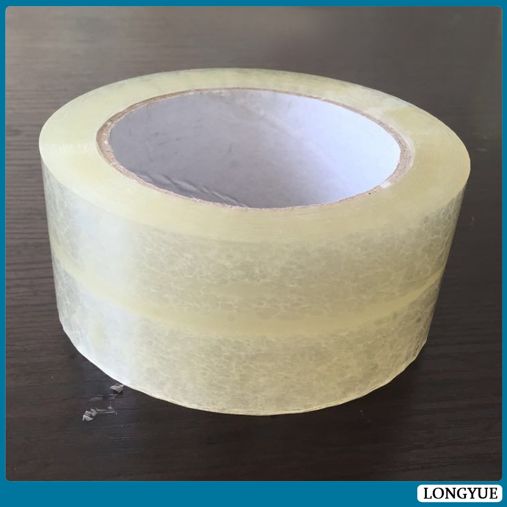 China wholesale adhesive package tapes customized logo adhesive tape