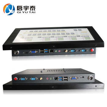 low-power barebone system Customized computer(I3 I5 I7) industrial panel pc price