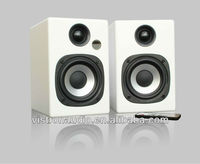 "1/4"" Bookshelf Speakers with protable wireless bluetooth 4.0 Speaker for Home audio"