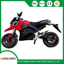 Central Motor 110cc e motor racing bike