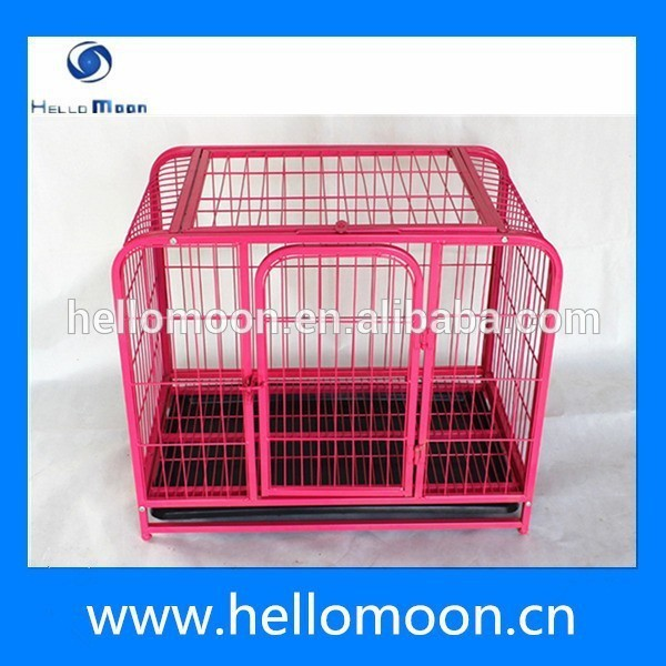 Hot Sale Factory Price Best Quality Pink Dog Cage