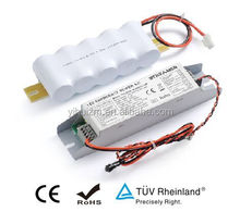 TUV CE certificate STREAMER YHL0350-N025S1C/2D Rechargeable Battery Backup LED Light