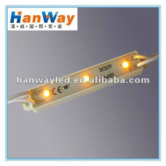 Cheap LED Module, DC12V 1.5W 5730 LED Module for channel letter