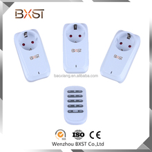BX-RF-01-G Acceptable Custom 5A non-grounding remote control socket