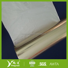 bopp thermal laminating aluminium foil film
