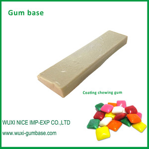 TYPE LIFU-NS30 gum base for bazooka bubble gum